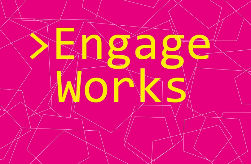 Booking open for >Engage Works 2