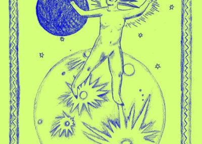 YNWC 'Lunatic' Illustrated