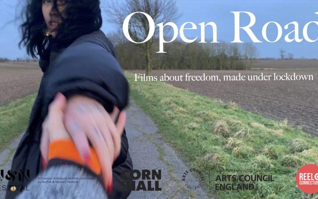 ACT NOW! presents Open Road