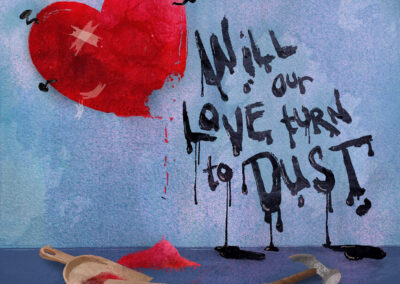 Amy Griffiths 'Will Our Love' YNWC Illustration